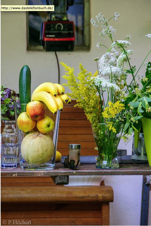 Grüne Smoothie Workshop Herbalista