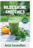 Wilde Grüne Smoothies Buch
