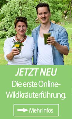 Online Wildkräuterführung